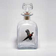 "Pheasant Decanter | ""Gamebirds"" 