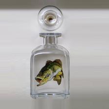 Bass Fish Decanter | Richard Bishop | 2061BAS
