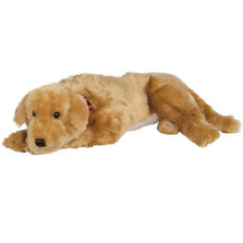 Golden Retriever Plush Lap Dog | Ditz Designs | DIT40496