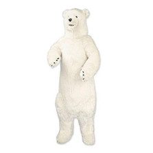 Standing Polar Bear Smiling Plush Stuffed Animal | Ditz Designs | DIT75037