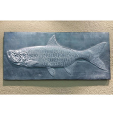 Tarpon Bas Relief Ltd Edition Wall Art | Rod Zullo