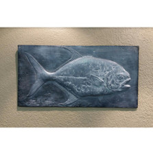 Permit Bas Relief Ltd Edition Wall Art | Rod Zullo
