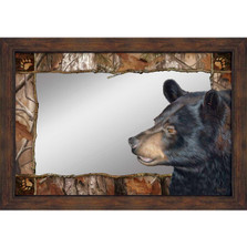 Bear Decorative Mirror | Wild Wings | 5386493035