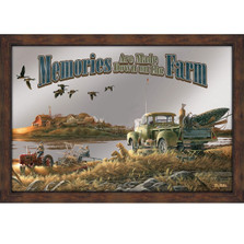 Farm Decorative Mirror | Wild Wings | 5386493021
