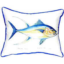 Tuna Indoor Outdoor Pillow 20x24 | Betsy Drake | BDZP116