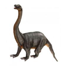Brontosaurus Ride-On Plush Animal Statue | Hansa Toys | HTU5313