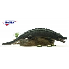 Alligator Giant Stuffed Animal | Plush Alligator | Hansa Toys | HTU3041