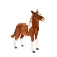 Paint Pony Life-Sized Stuffed Animal | Plush Pony Statue | Hansa Toys | HTU3772