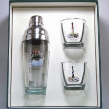 Lighthouse Cocktail Shaker Set | Richard Bishop | 2037LIG