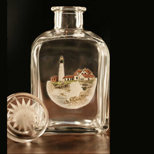 Lighthouse Decanter | Richard Bishop | 2061LIG