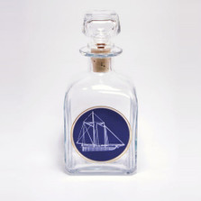 Sailboat Decanter | America's Cup | Richard Bishop | 2061AME