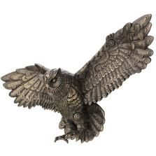 Steampunk Flying Owl Wall Art | Unicorn Studios | WU77115V4