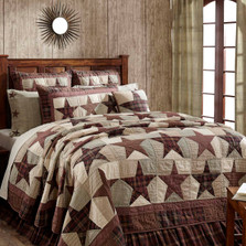 Abilene Star Twin Quilt | VHC Brands | 19985 -4