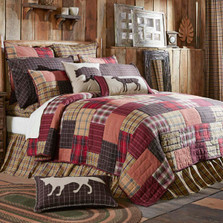 Wyatt Twin Quilt | VHC Brands | 38087
