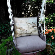 "Sandpiper Hammock Chair Swing ""Chocolate"" 