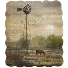 Horse Inspirational Quilt   Manual Woodworkers   AIQTOL
