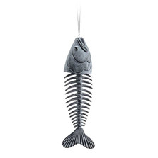 Fish Skeleton Wind Chime | SPI Home | 34637