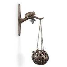 Bear and Honeycomb Lantern | 34537 | SPI Home