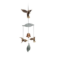 Hummingbird Trio Wind Chime | SPI Home | 34227