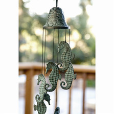 Seahorse Wind Chime | SPI Home | 30486