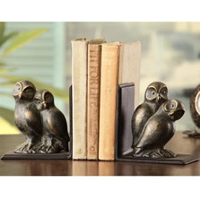 Owl Pair Bookends | 33805 | SPI Home