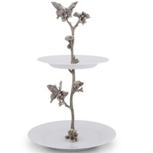 Butterfly Dessert Stand | Vagabond House | G328BF