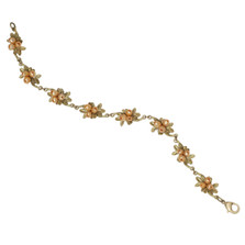 Tundra Rose Yellow Pearl Bracelet | Michael Michaud Jewelry | 7269BZYP