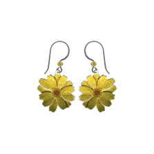 Daisy Wire Earrings | Bamboo Jewelry | BJ0255e