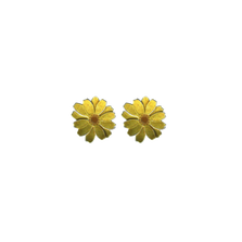 Daisy Post Earrings | Bamboo Jewelry | BJ0255pe