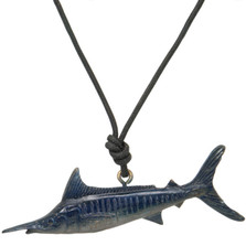 Marlin Pendant Necklace | Cavin Richie Jewelry | DMOKB-198-PEND