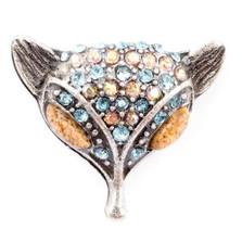 Fox Head Pin | Nature Jewelry | PN-9610