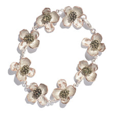 Dogwood Bracelet | Michael Michaud Jewelry | 7174BZ