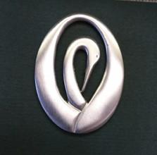 Sandhill Crane Pin
