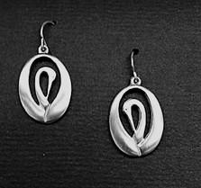 Sandhill Crane Earrings