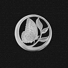 Butterfly Pin