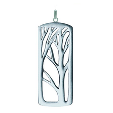 Deep Forest Pewter Pendant-2