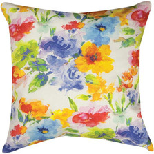 Fresh Cuts Flower Indoor/Outdoor Pillow | Manual Woodworkers | SLCUTS