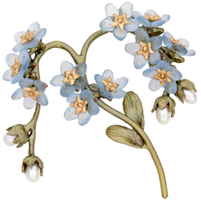 Forget Me Not Pin | Michael Michaud Jewelry | 5969bzwp