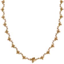 "Succulent 18"" Adjustable Necklace | Michael Michaud Jewelry | 9159bz"