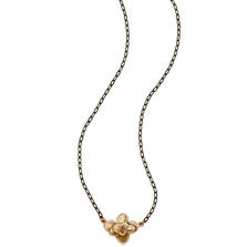 "Succulent 18"" Adjustable Pendant Necklace | Michael Michaud Jewelry | 9160bz"
