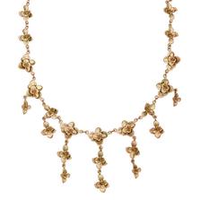 "Succulent 18"" Adjustable Multi Dangle Necklace | Michael Michaud Jewelry | 9161bz"