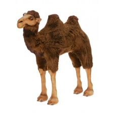Camel Ride-On Giant Stuffed Animal | Plush Camel Statue | Hansa Toys | HTU2062