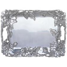 Magnolia Clutch Tray | Arthur Court Designs | 101996