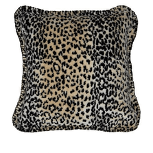 Leopard Print Throw Pillow | Denali | DHC35081918
