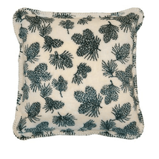 Winter Pinecone Throw Pillow | Denali | DHC35013918