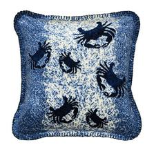 Sand Crab Cluster Throw Pillow | Denali | DHC35047418B