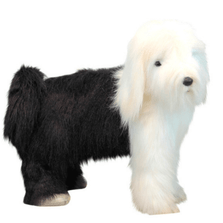 Sheep Dog Standing Large Stuffed Animal | Plush Dog Statue | Hansa Toys | HTU4654 -2