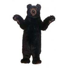 Black Bear Honey Large Stuffed Animal | Hansa Toys | HTU4812