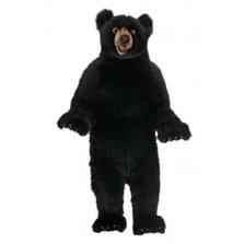 Black Bear Fritz Large Stuffed Animal | Hansa Toys | HTU5006