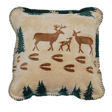 Denali Deer Throw Pillow | Denali | DHC35028518